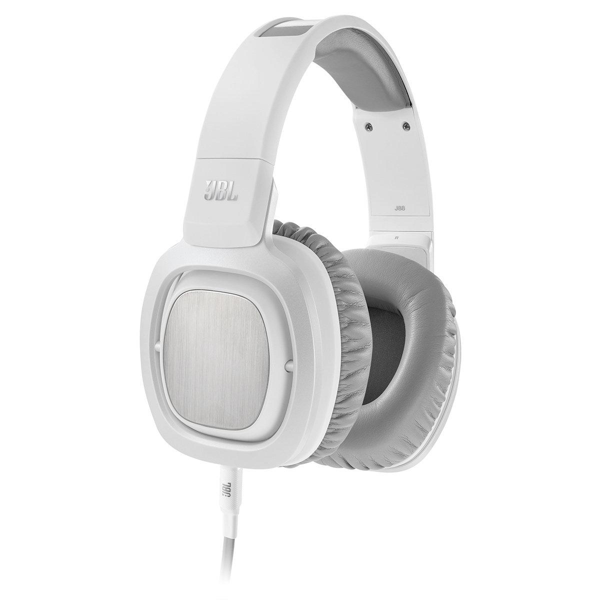 68ee11999df Amazon.com: JBL J88i Premium Over-Ear Headphones with JBL Drivers ...