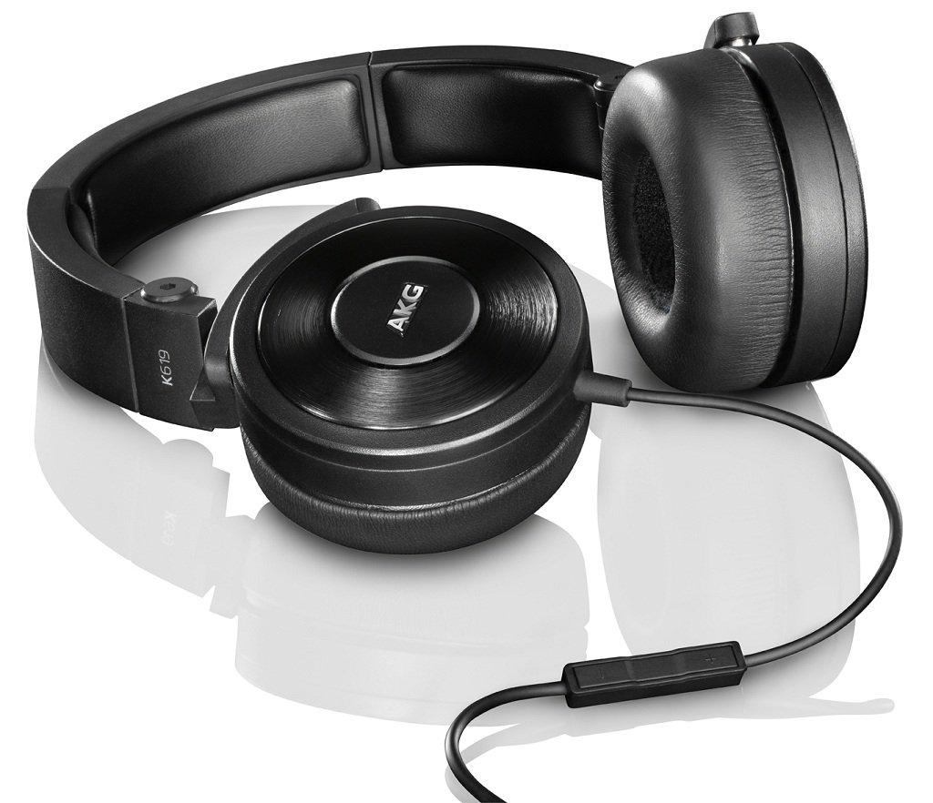 Amazon.com: AKG K619BLK Premium DJ Headphones with In-Line