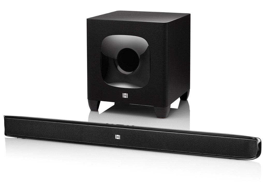 JBL Cinema SB400 Soundbar Speaker System