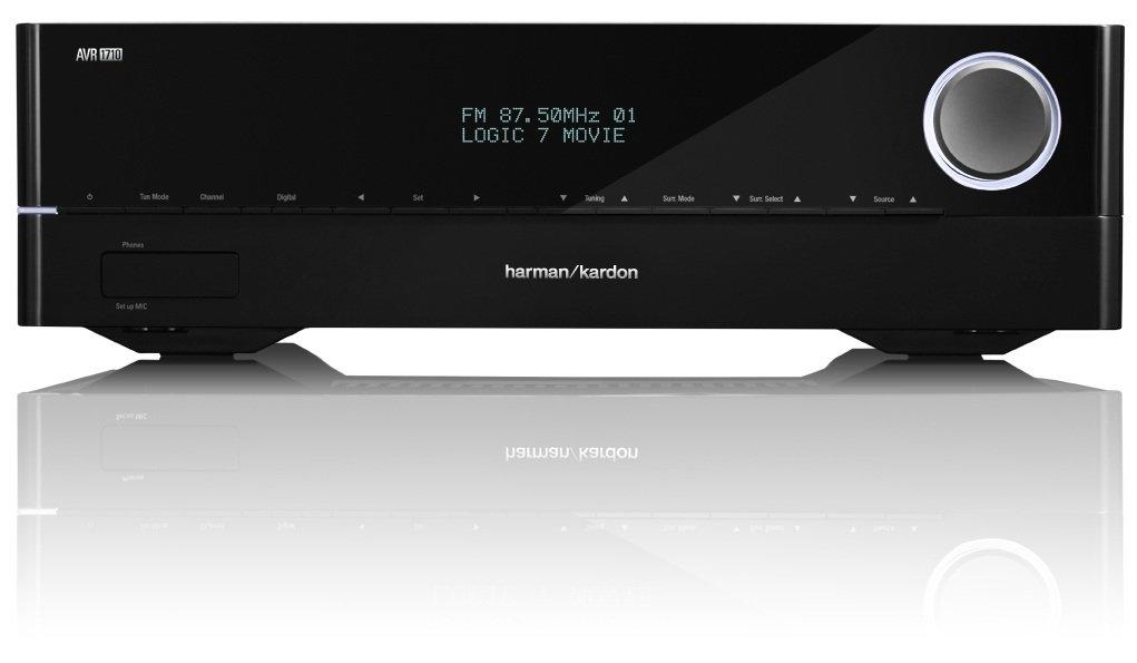 Amazon Com Harman Kardon Avr 1710 7 2 Channel 100 Watt