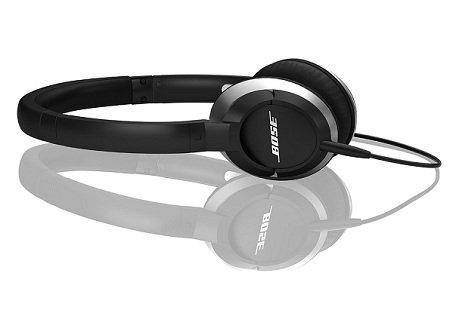 Bose OE2 audio headphones - black