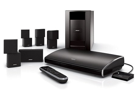 Bose Sound System >> Amazon Com Bose Lifestyle V25 Home Theater System Discontinued By