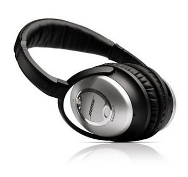 Image result for bose quiet comfort acoustic noise cancelling headphones