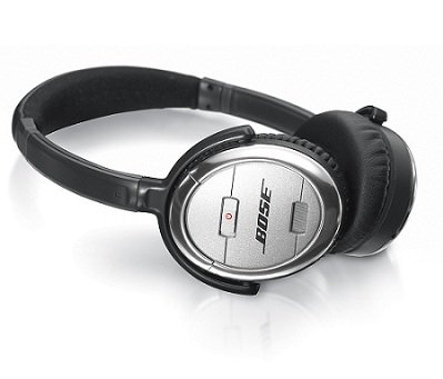 Amazon.com: Bose QuietComfort 3 Acoustic Noise Cancelling ...