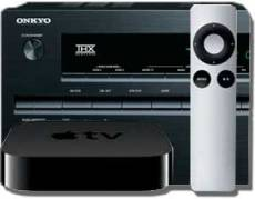 how to connect apple tv audio to a receiver