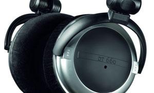 The beyerdynamic DT 660 Headphones