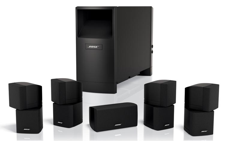 bose acoustimass 10 series iv home. Black Bedroom Furniture Sets. Home Design Ideas