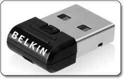 Belkin Mini Bluetooth Laptop Adapter F8T016