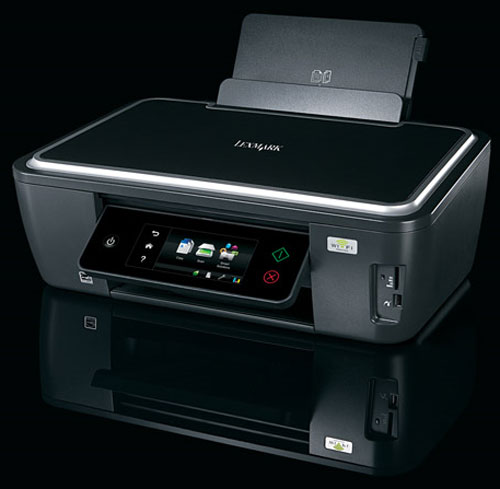Lexmark Interact S605 Wireless Multifunction Inkjet Printer with Web