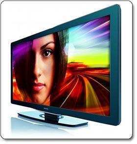 Philips 40PFL7505D/F7 40-Inch 1080p 120 Hz LED LCD HDTV, Black