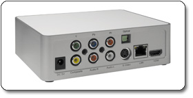 Hauppauge 1340 MediaMVP-HD Digital Media Player