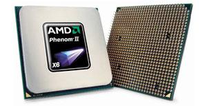 AMD Phenom II X6 1055T Six-Core Processor