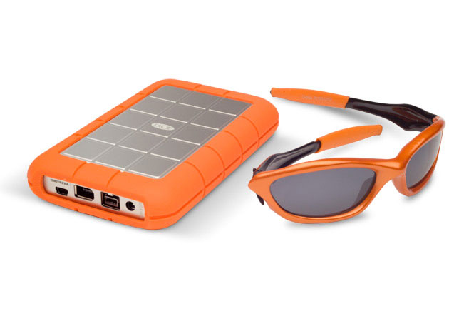 Amazon Com Lacie Rugged All Terrain 1 Tb Firewire 800