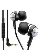 Denon AH-C260R In-Ear Headphones