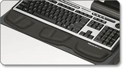 Fellowes Professional Series Compact Keyboard Tray product shot