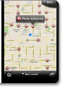 Cobra iRadar Detection System for Android-based Smartphones (IRAD 105) product shot