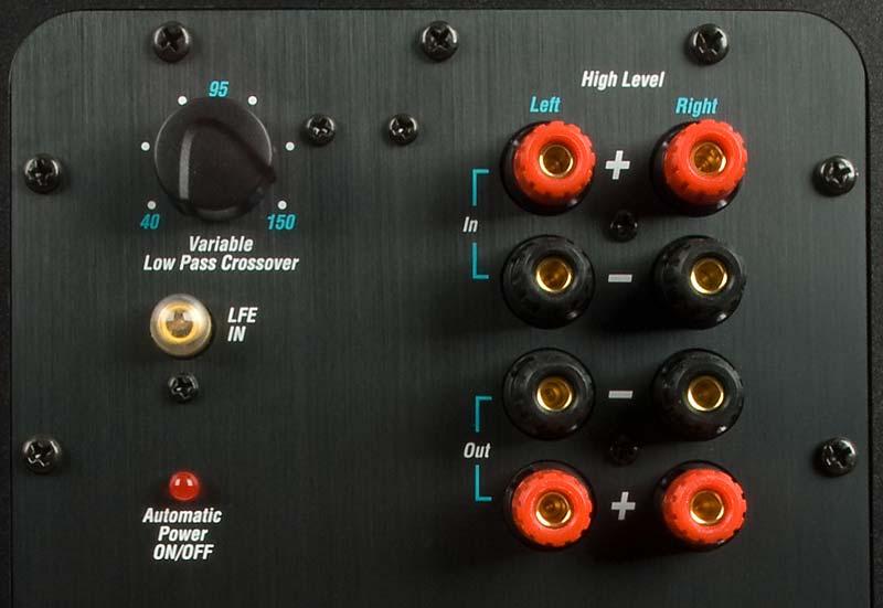 View larger : definitive technology procinema 600 subwoofer wiring - yogabreezes.com
