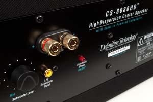 The Definitive Technology CS-8080HD