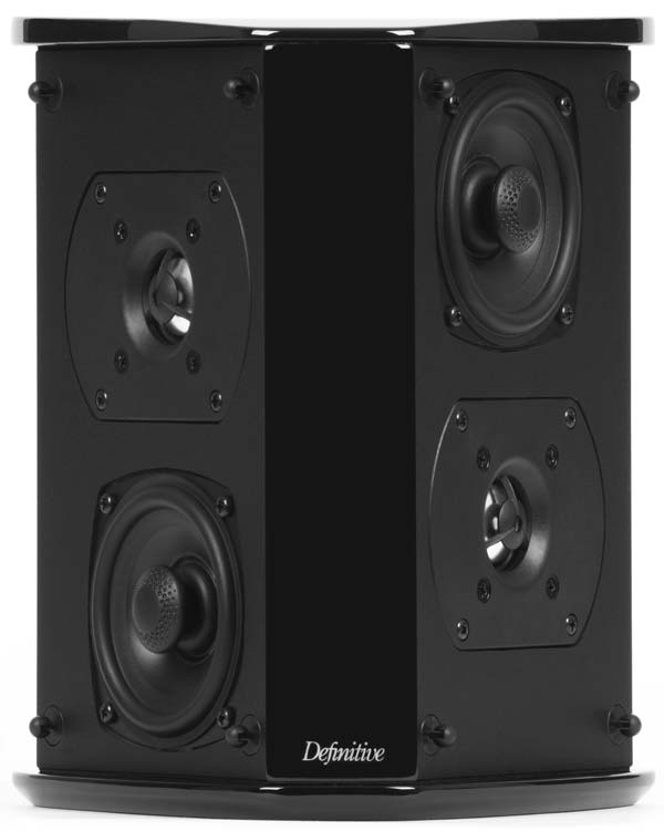 definitive technology speakers. the definitive technology sr-8040bp speakers o