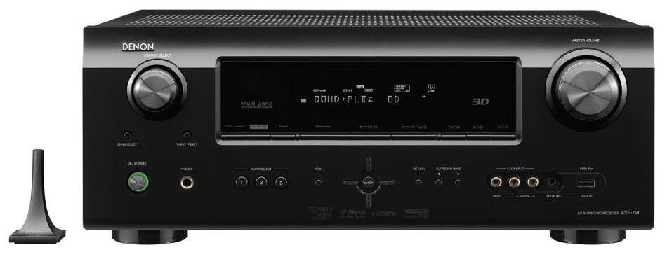 amazon com denon avr 791 7 1 channel av home theater multi source rh amazon com denon avr-50 manual Denon AVR- 1910 Remote Control