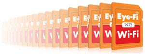 The Eye-Fi SDHC Memory Card