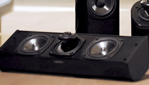 The Klipsch Os3 CC speaker