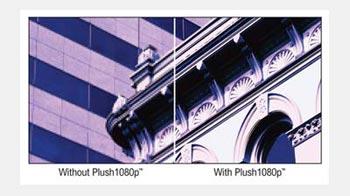 Plush1080p upscaling