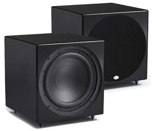 The NHT B10d Classic Subwoofer