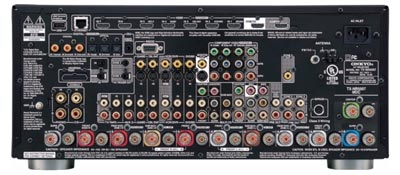 Onkyo TX-NR5007 rear