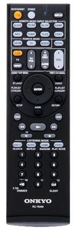 Onkyo HT-S6300 remote