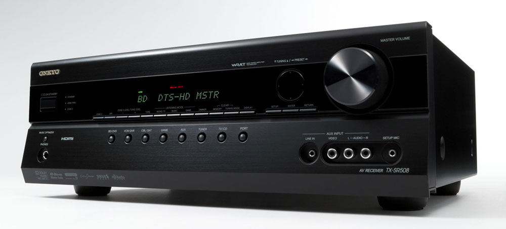 how to connect 5.1 speakers to 7.1 receiver