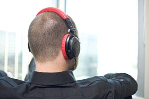 The Phiaton MS 400 Headphones