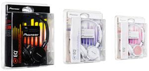 The Pioneer SE-MJ21 Headphones