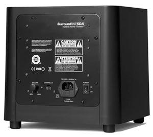Amazon Com Polk Audio Am1805 Surroundbar Sda Instant Home