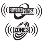 Powered Zone 2 and 3