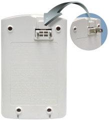 Retractable AC Plug