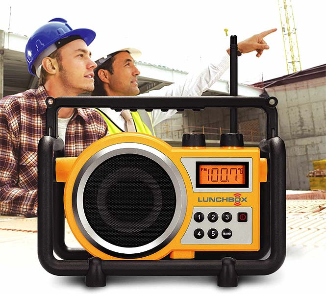 how to choose best jobsite radio