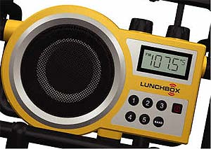 Sangean LB-100 Lunchbox