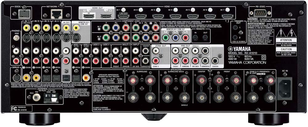 Yamaha Aventage Rx Aphono Preamp