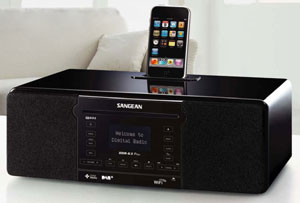 The Sangean DDR-63 Music System
