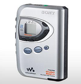 Sony WM-FX290W