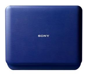 Sony DVP-FX750 in blue