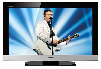 Sony BRAVIA EX400 Series HDTV