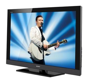 Sony BRAVIA KDL-55EX500 HDTV Vista