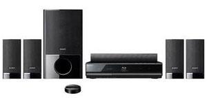 The Sony BDV-E300