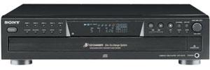The Sony CDp-CE375