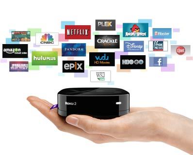 fb4043304 Amazon.com  Roku 2 XS 1080p Streaming Player (Old Model)  Electronics