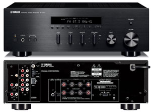 Yamaha Receiver Rx Dimension