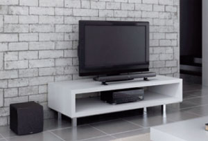 YHT-494 Subwoofer and Soundbar