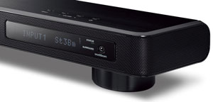The Yamaha YSP-2200 Soundbar
